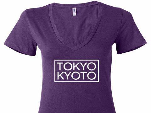 Tokyo Kyoto V-Neck