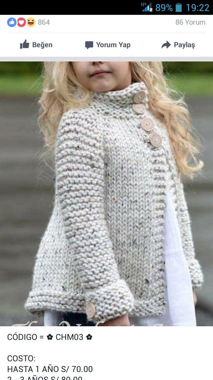 Pin de Tatyana en одежда | Pinterest | Tejido, Buzo y Sacos