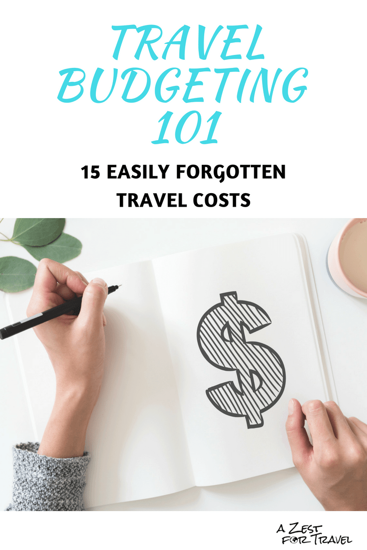 15 Sneaky Travel Costs That Could Accidentally Blow Your