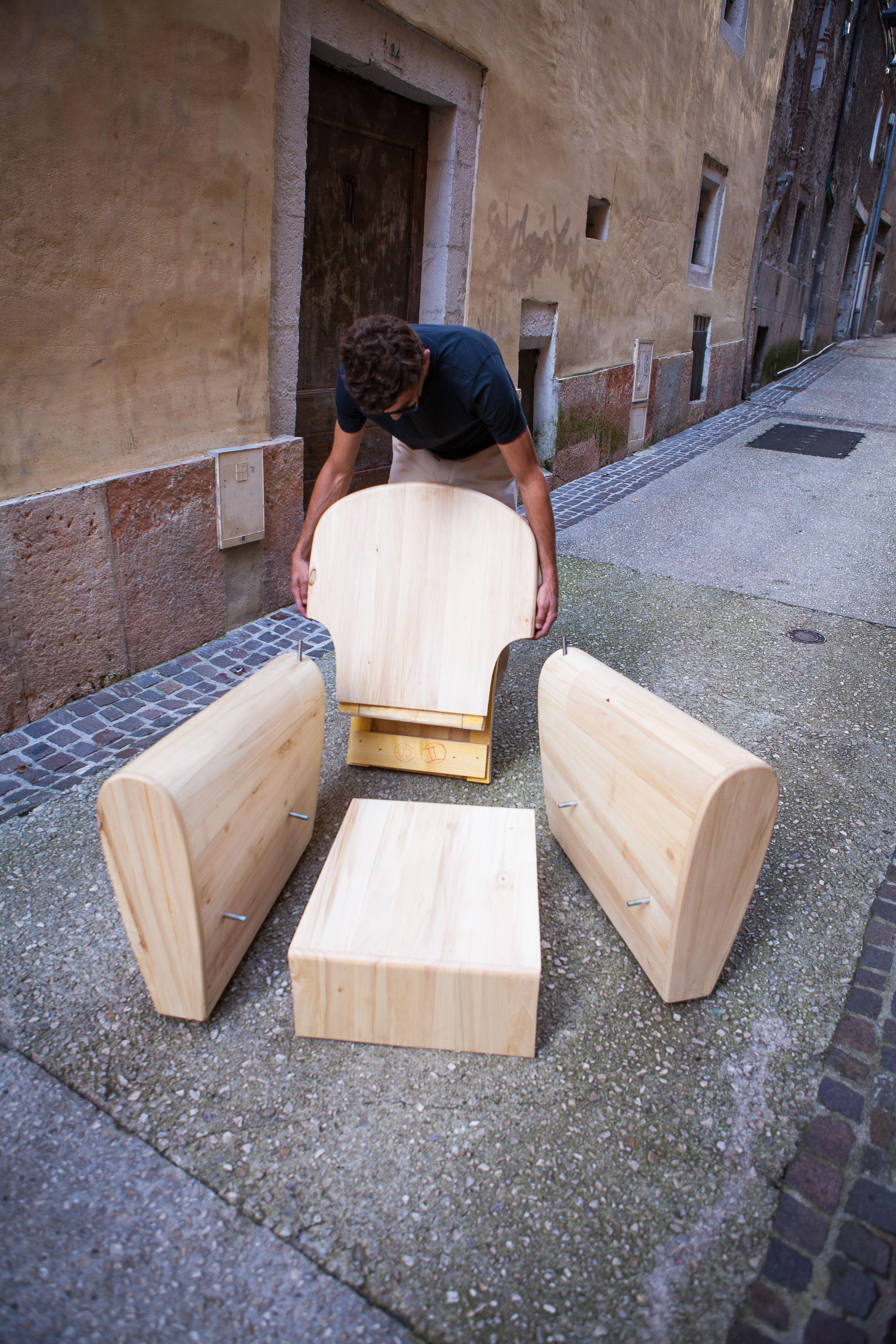 fauteuil-club-bois-demontable.jpg (3744×5616) | мебель 2 | Pinterest ...