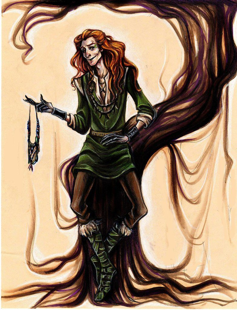 God of Mischief by Muirin007 | Book of Shadows in 2019