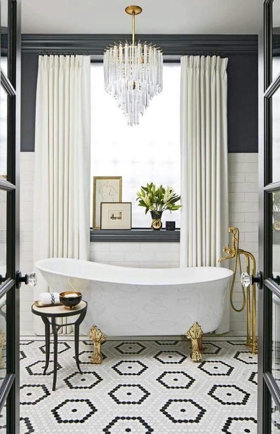Black and White Home Decor Ideas & Design Inspiration - Hello Lovely
