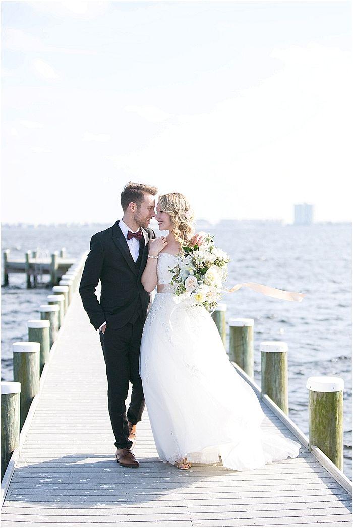 Adorable Southern Wedding | Pensacola, Florida | Laura Hernandez Photography