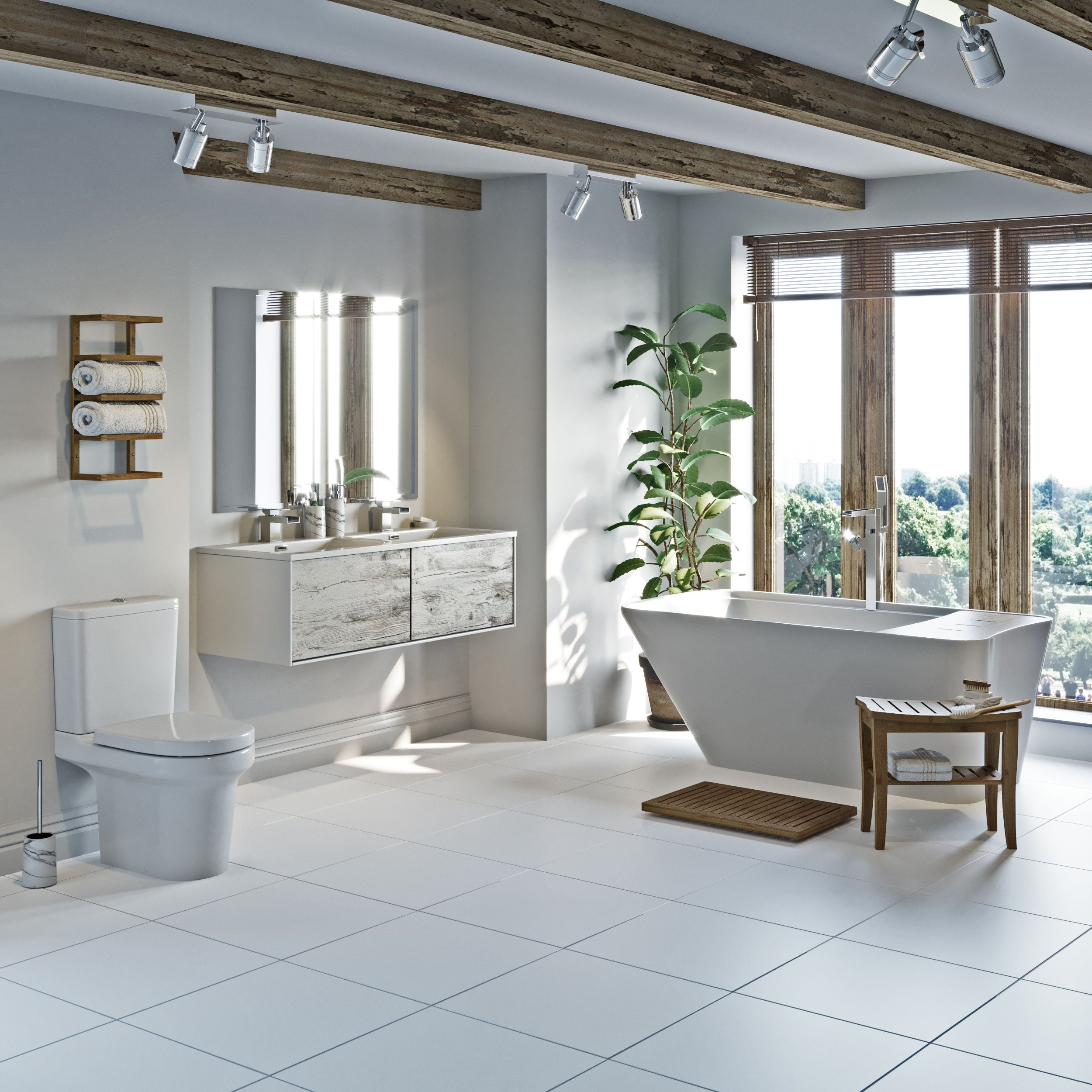Natural Elements inspired bathroom by VictoriaPlum.com ... on organic mirrors, international bathroom design, light bathroom design, reclaimed bathrooms design, geometric bathroom design, old hollywood bathroom design, pebble bathroom design, hipster bathroom design, bathroom interior design, indian bathroom design, themed bathroom design, functional bathroom design, wood bathroom design, gold bathroom design, chocolate bathroom design, sustainable bathroom design, natural bathroom design, barn bathroom design, korean bathroom design, african bathroom design,