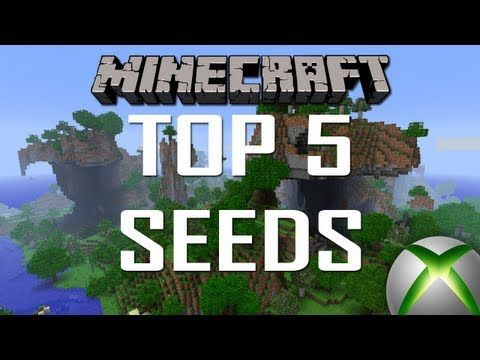Minecraft: TOP 5 BEST SEEDS! (Xbox One/PlayStation 4/PlayStation 3