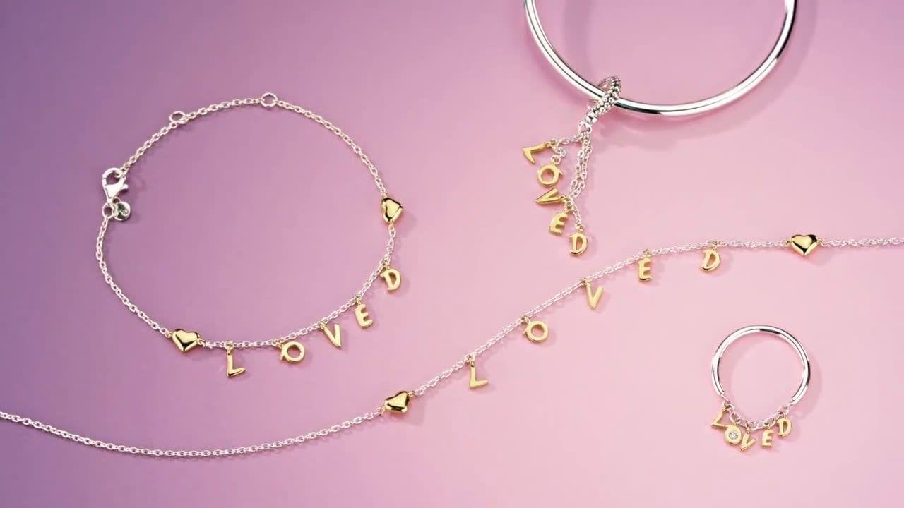 Pandora Jewelry Christmas Commercial 2019 ▷ Pandora Explore the PANDORA Valentine's 2019 Collection Ad