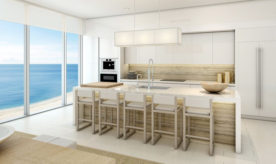Contemporary Residencies At The 1 South Beach Hotel With Images