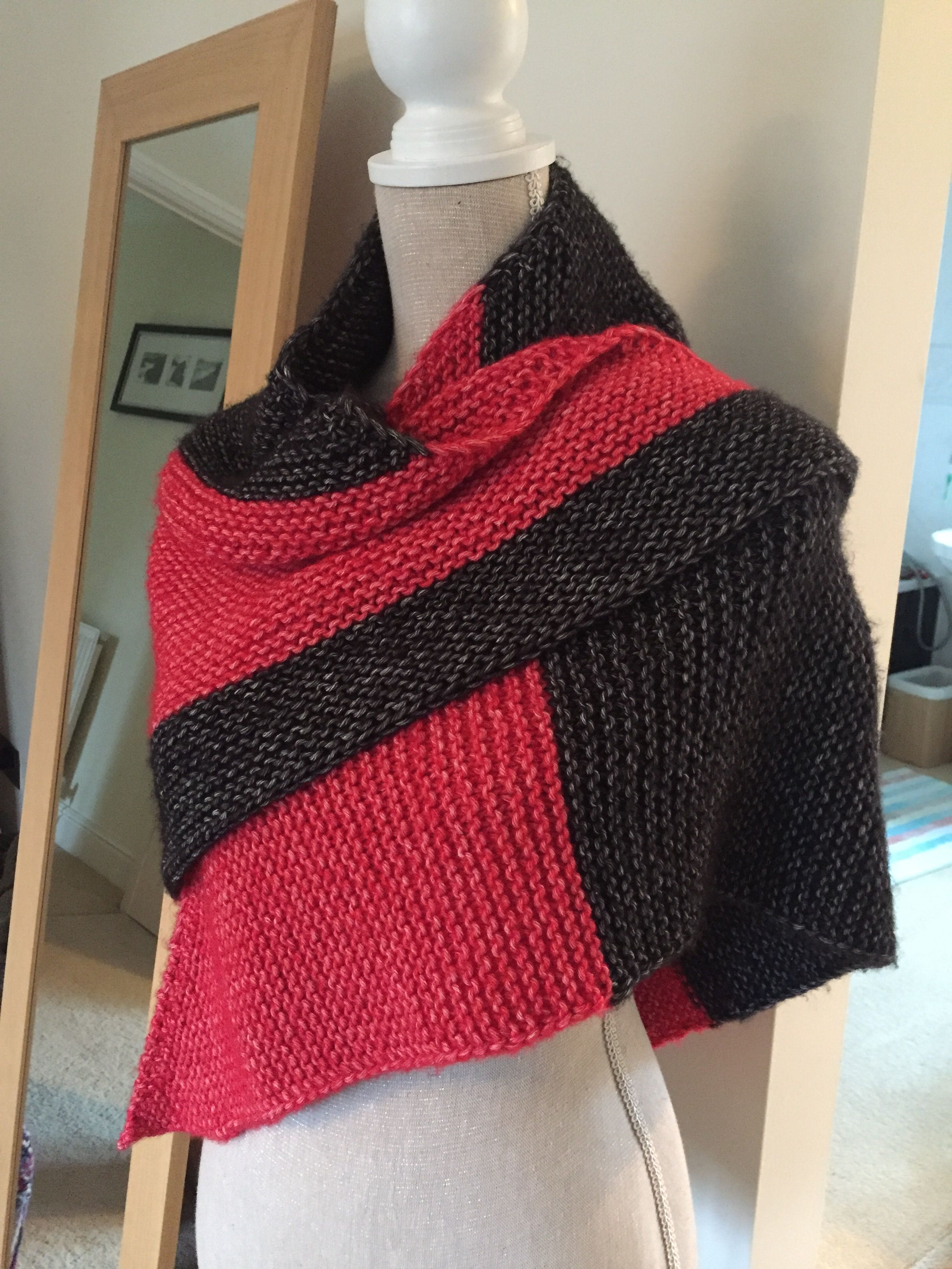 Beautiful knitted wrap | Knitting Knitting Knitting PINS for ALL ...