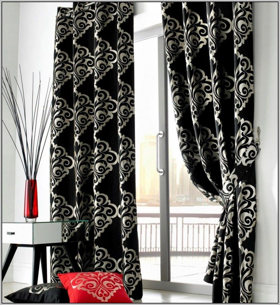 Gardinen Modern Design 20+ Hottest Curtain Design Ideas For 2021 | Pouted.com | Black Curtains, Curtains Living Room, Curtain Designs