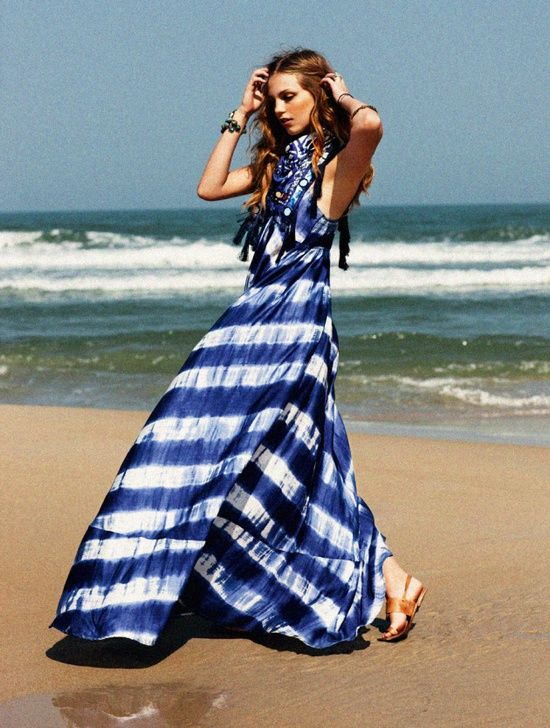 beach glamour | More here: