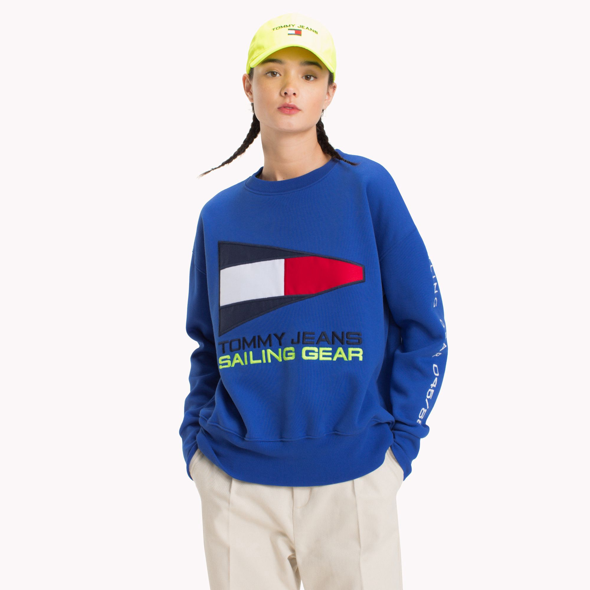 Capsule collection sailing sweatshirt by tommy hilfiger products