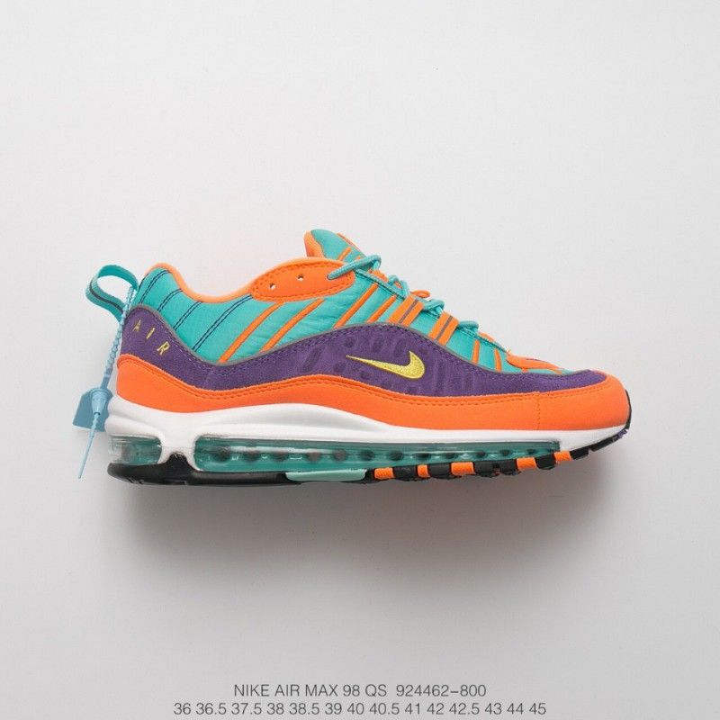 604ebe0a8d Specials Dragon Ball Colorway Nike Air Max 98 Qs Vibrant Air Is ...