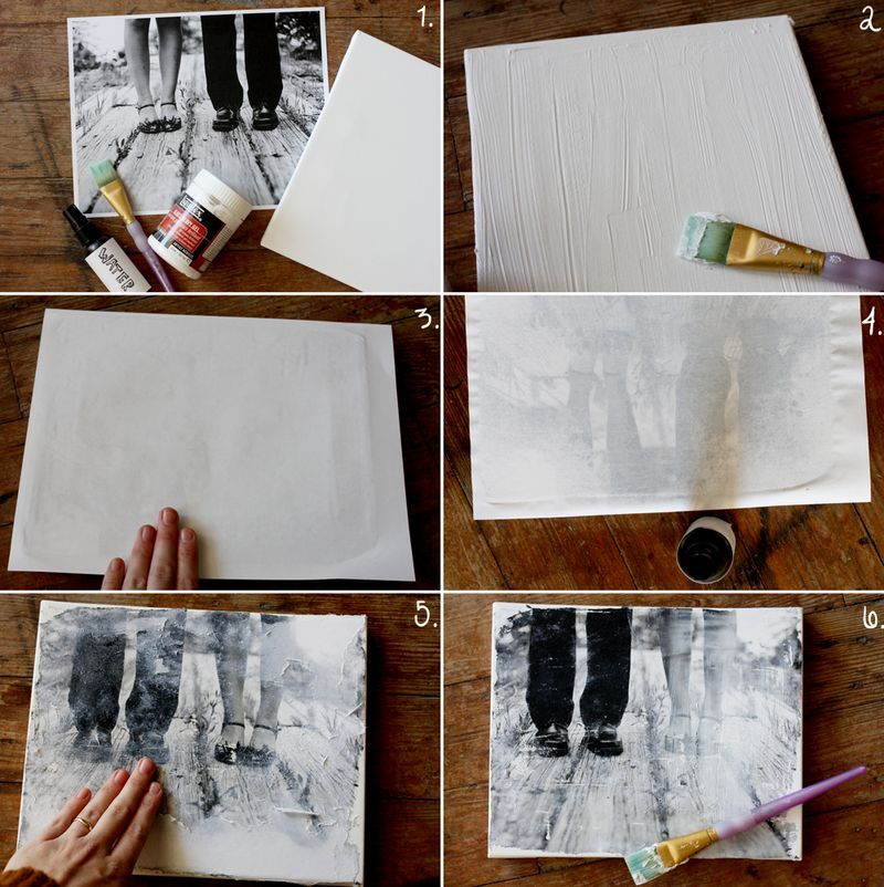 Great idea for photographs!
