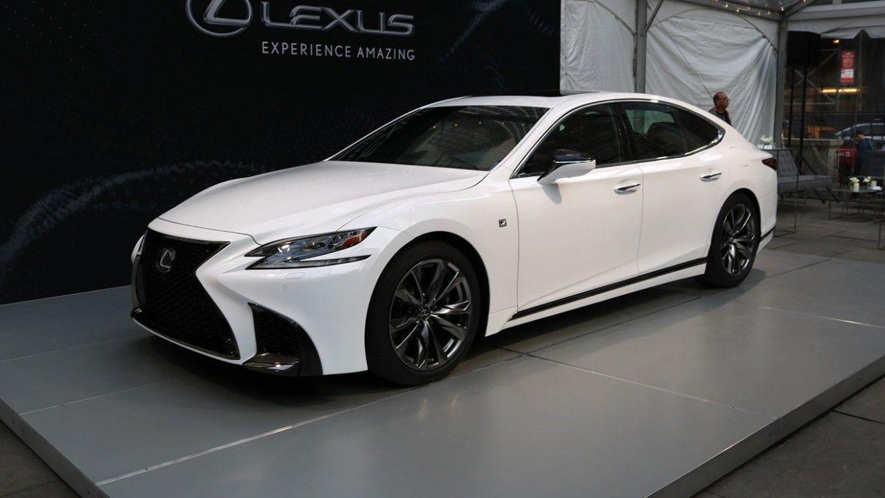 2020 Lexus Ls 460 Photos In 2020 Lexus Ls Lexus Car In The World