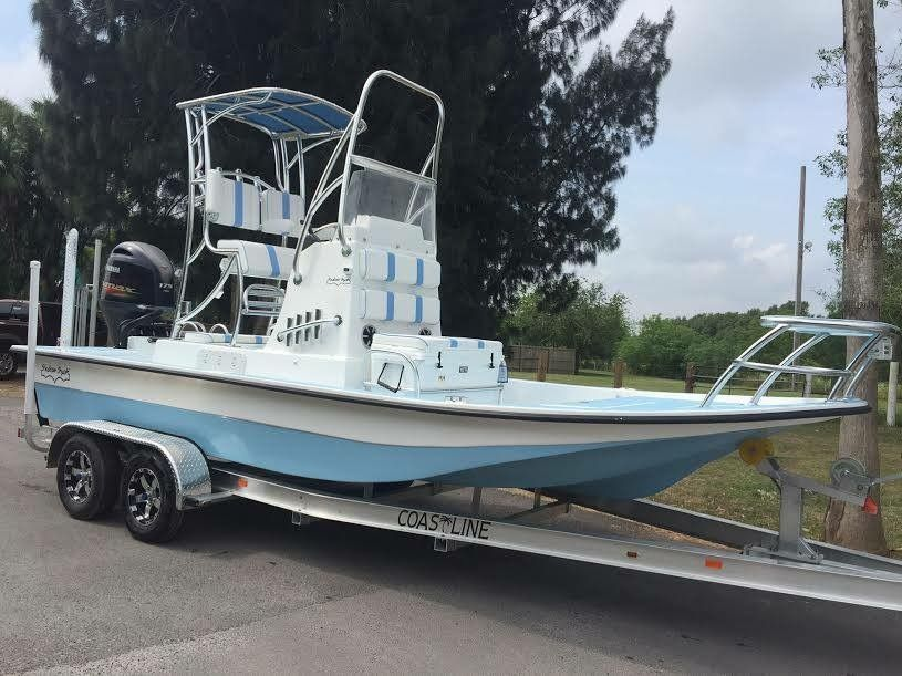 Pin by The Sportsman on Shallow Sport Boats Bay boats