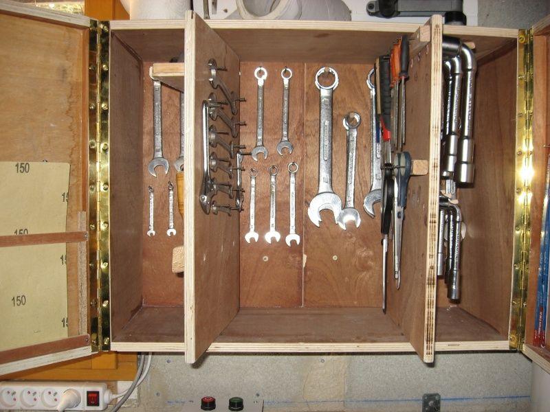 Agencement panneau outils diy outils panneau et outillage - Cabane jardin atelier besancon ...