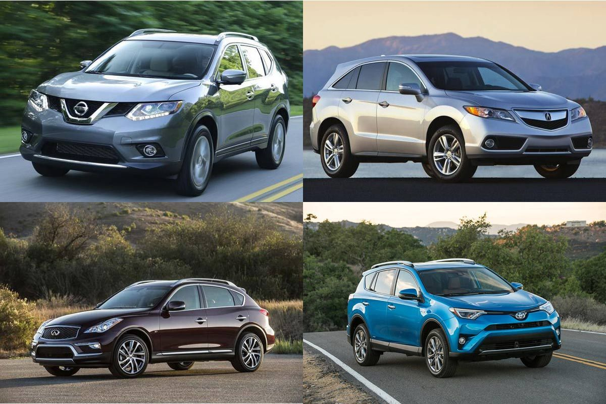 8 Great Used Compact SUVs Under 20,000 for 2019 Compact