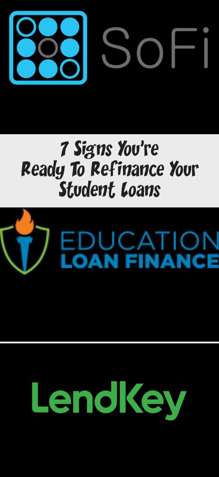 7 Signs You Re Ready To Refinance Your Student Loans In 2020