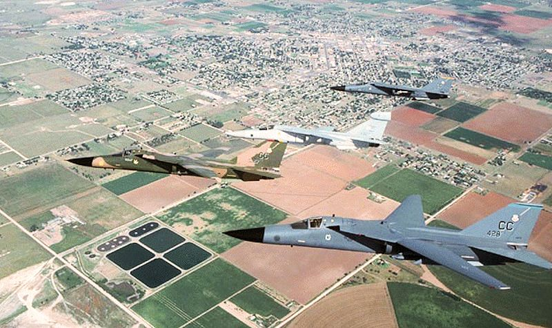 militaryaviation Mexico pictures, Cannon air force base