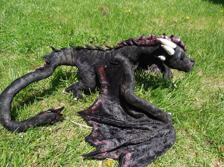 dragon plush game of thrones drogon viserion rhaegal by ... - photo#25