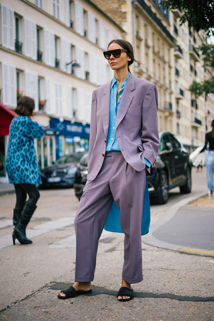 The Very Best Street Style From Paris Fashion Week # ...