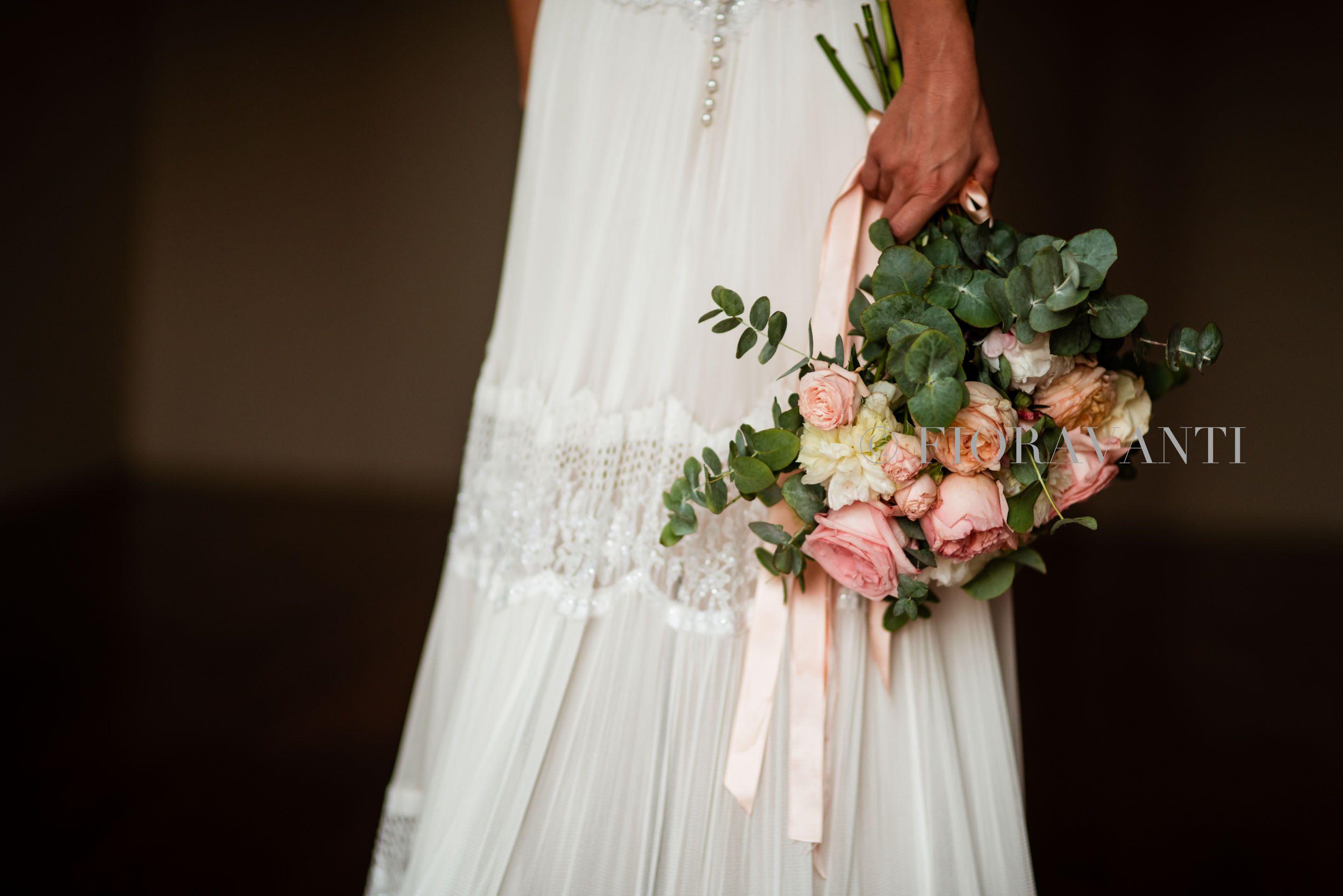 Emanuelle By Flora I Flora Bridal I Flora I Beaded Lace I Deep V