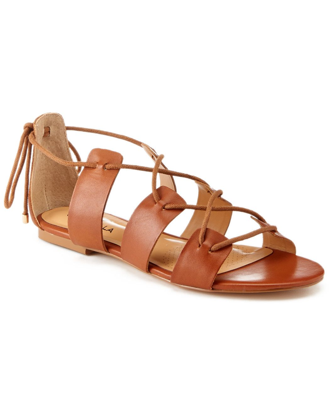 75fdfda28 Spotted this Ciao Bella Luca Leather Sandal on Rue La La. Shop (quickly!)