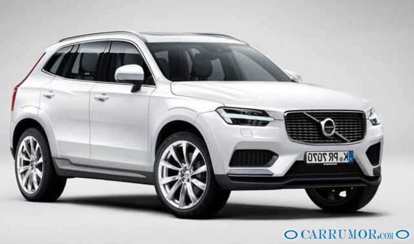 2018 Volvo Xc 90 Price Release Date Specs And Design Rumor Car