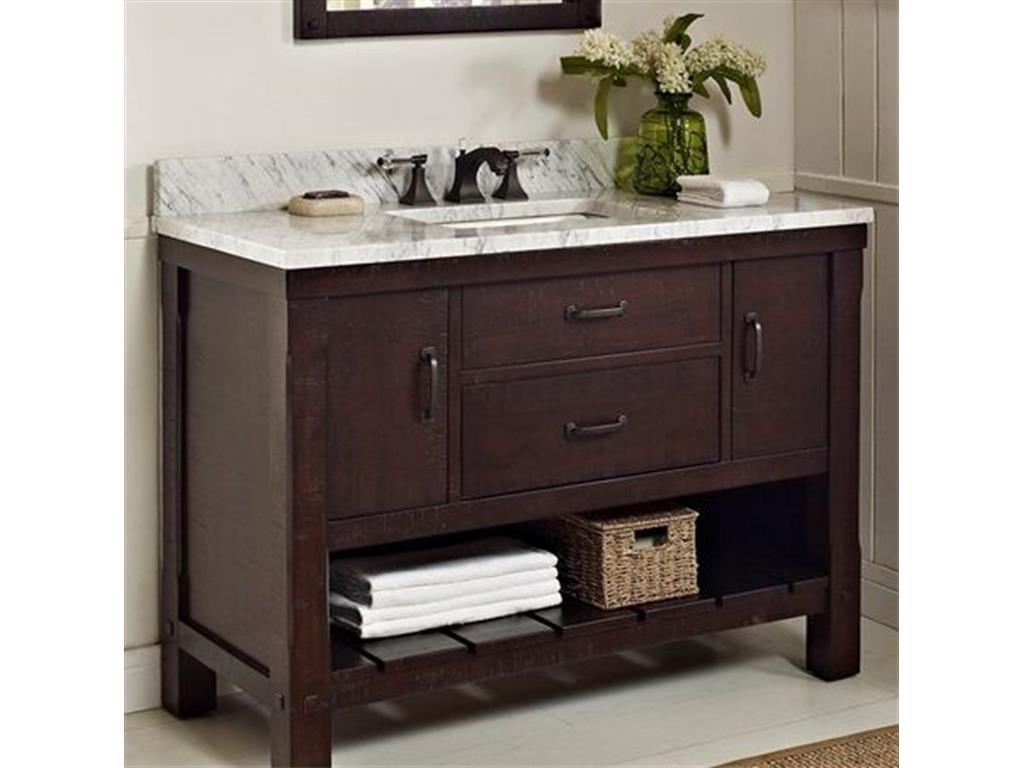 48 inch bathroom vanity sets - 48 Inch Bathroom Vanity