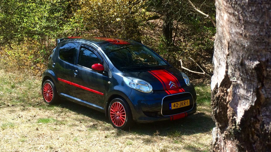 my modified citroen c1 sport citroen c1 sport tuning. Black Bedroom Furniture Sets. Home Design Ideas