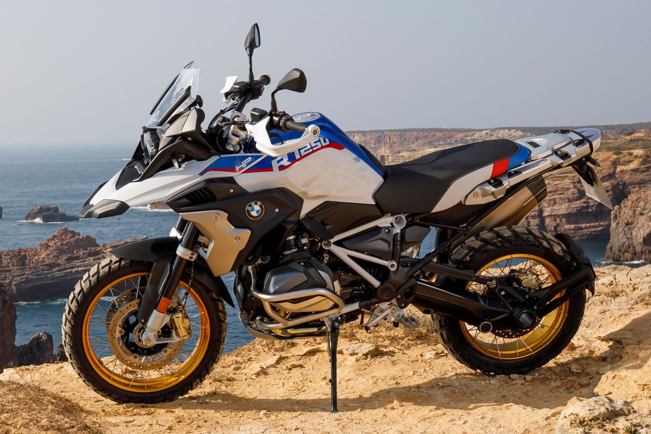 The 136 Hp 2019 Bmw R 1250 Gs Is The Adventure Motorcycle Of Your