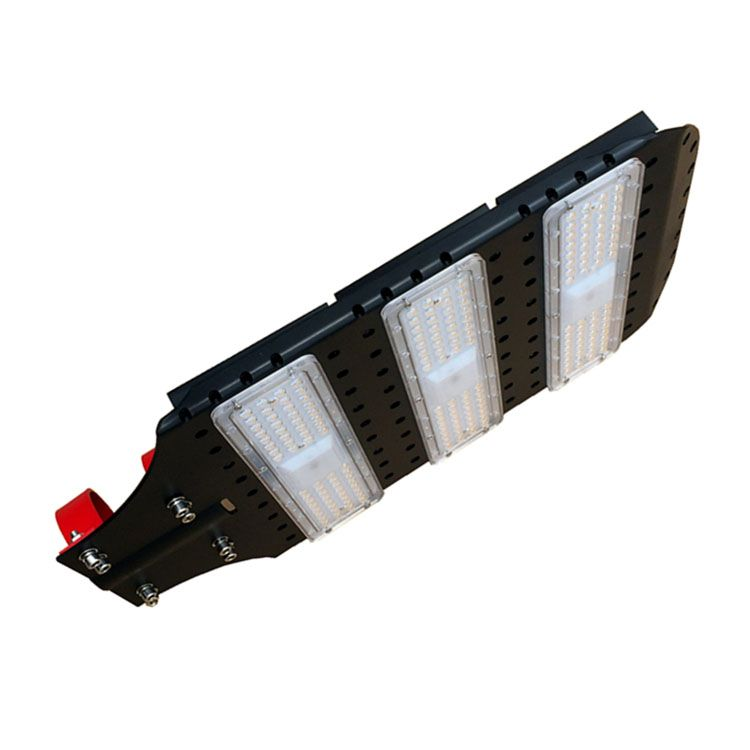 150w Linear Led Light Fixture: LED Street Light Fixtures 3 Module 150W Philips IP65