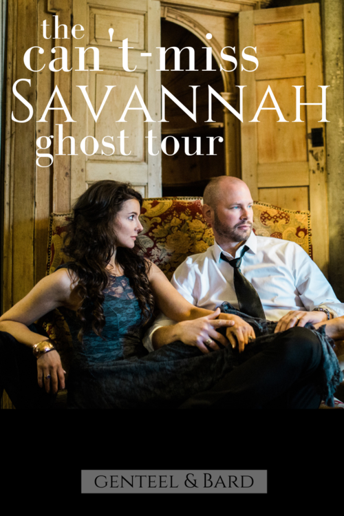 What To Do In Autumn In Savannah A Vacation Guide Genteel Bard Savannah Chat Vacation Guide Ghost Tour