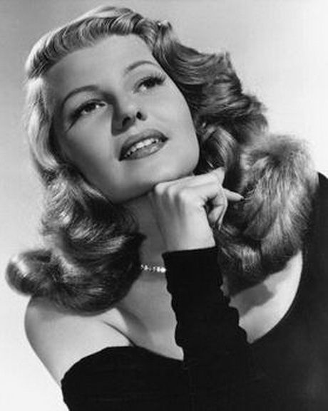 Gvenny Com 1930s Hairstyles For Long Hair Webpage Published By Style And Beauty 1930s Hair Rita Hayworth Hair Styles
