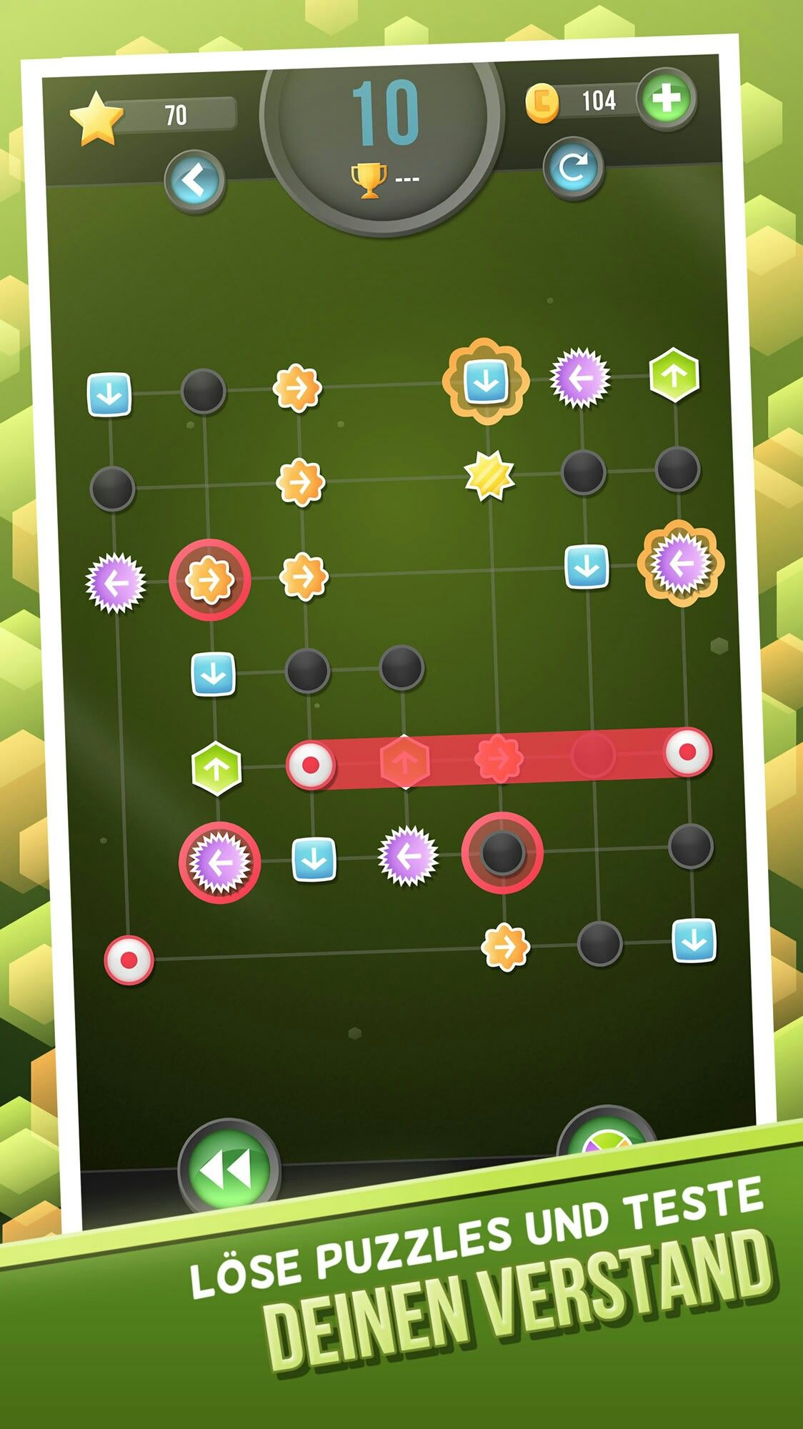 Witty Ways is out now! Get it on Google Play! game games