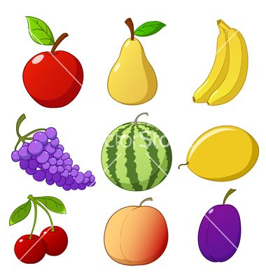 draw fruit - Google Search