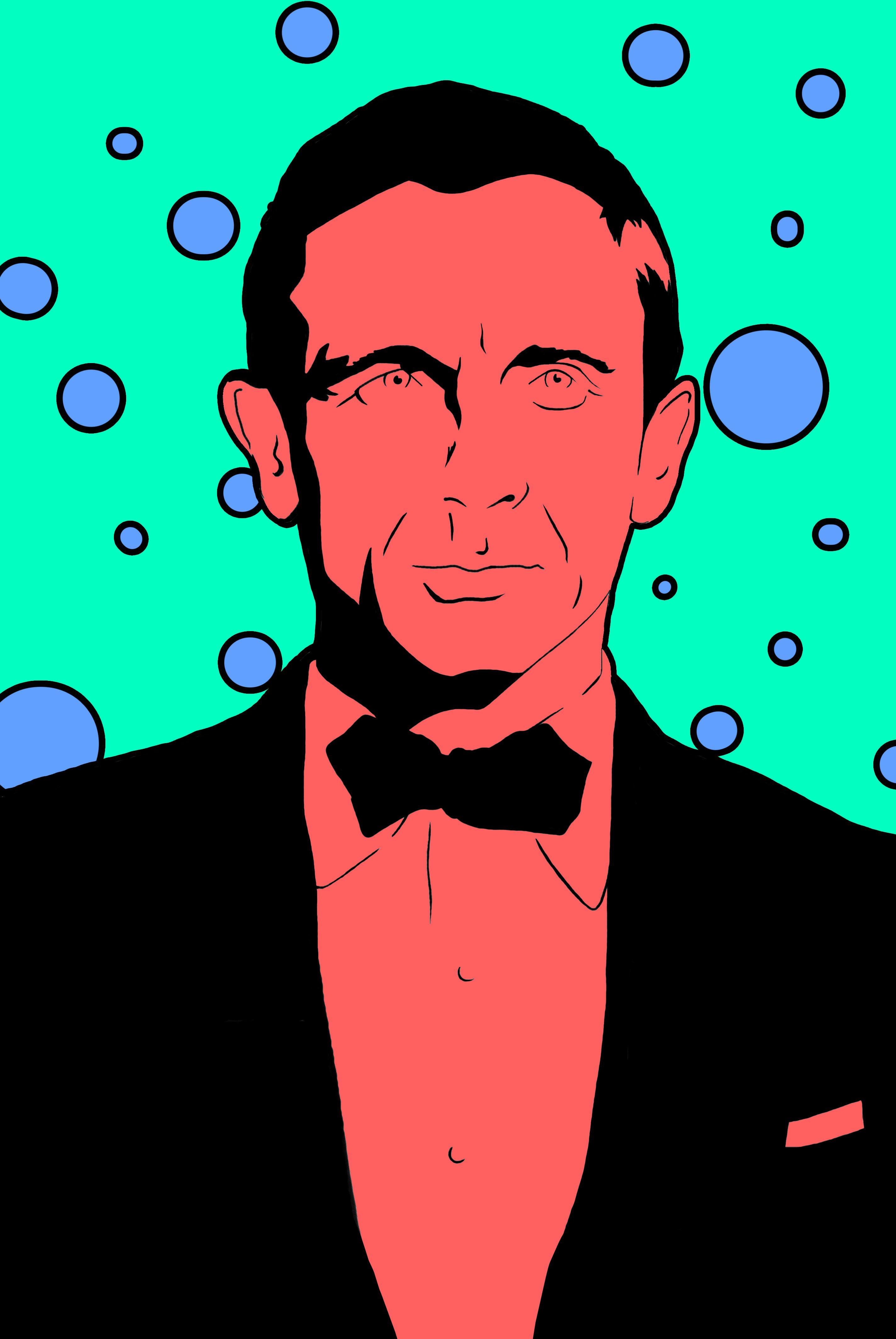 Daniel Craig as James Bond 007 in 2020   Wilson art, Art ...