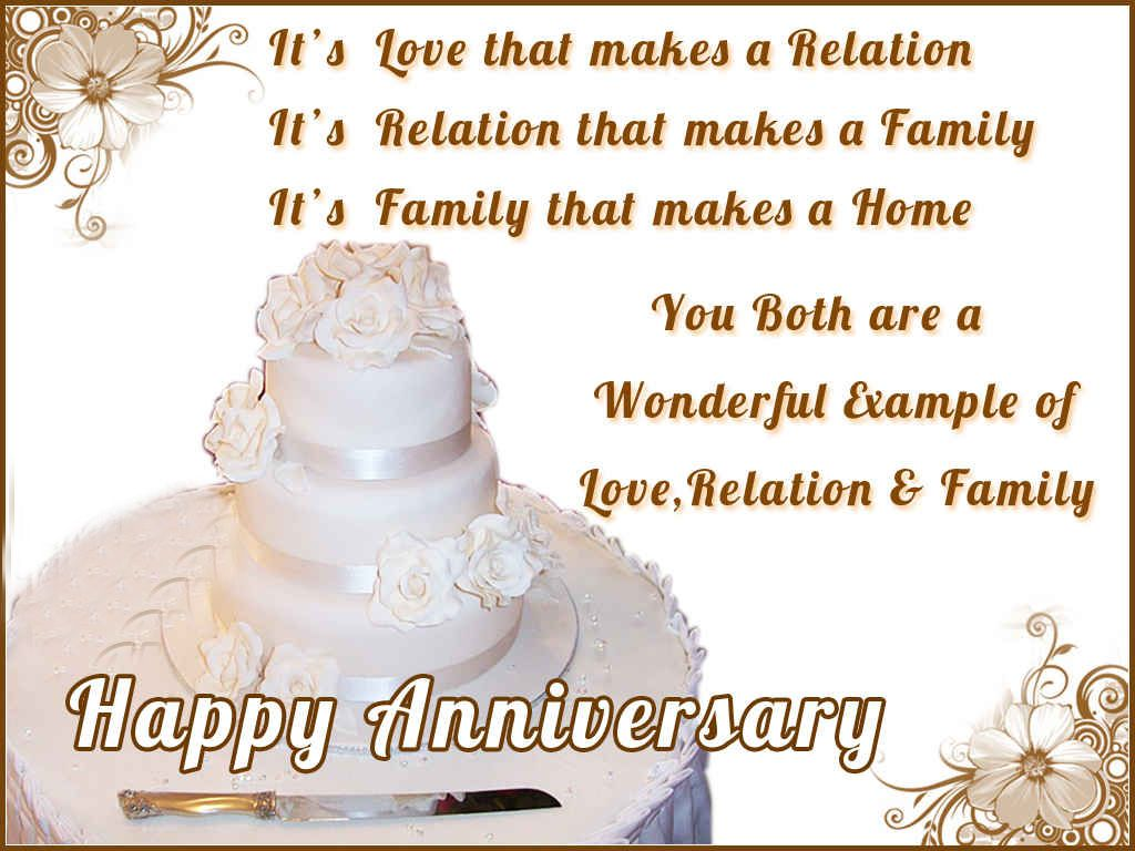 Romantic wedding anniversary wishes th