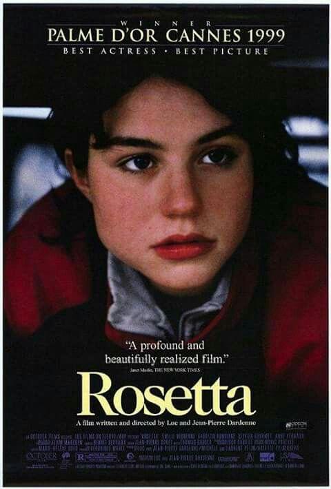 Rosetta 1999 Depeliculas Pinterest Cine Cinefilo Y Peliculas Recomendadas