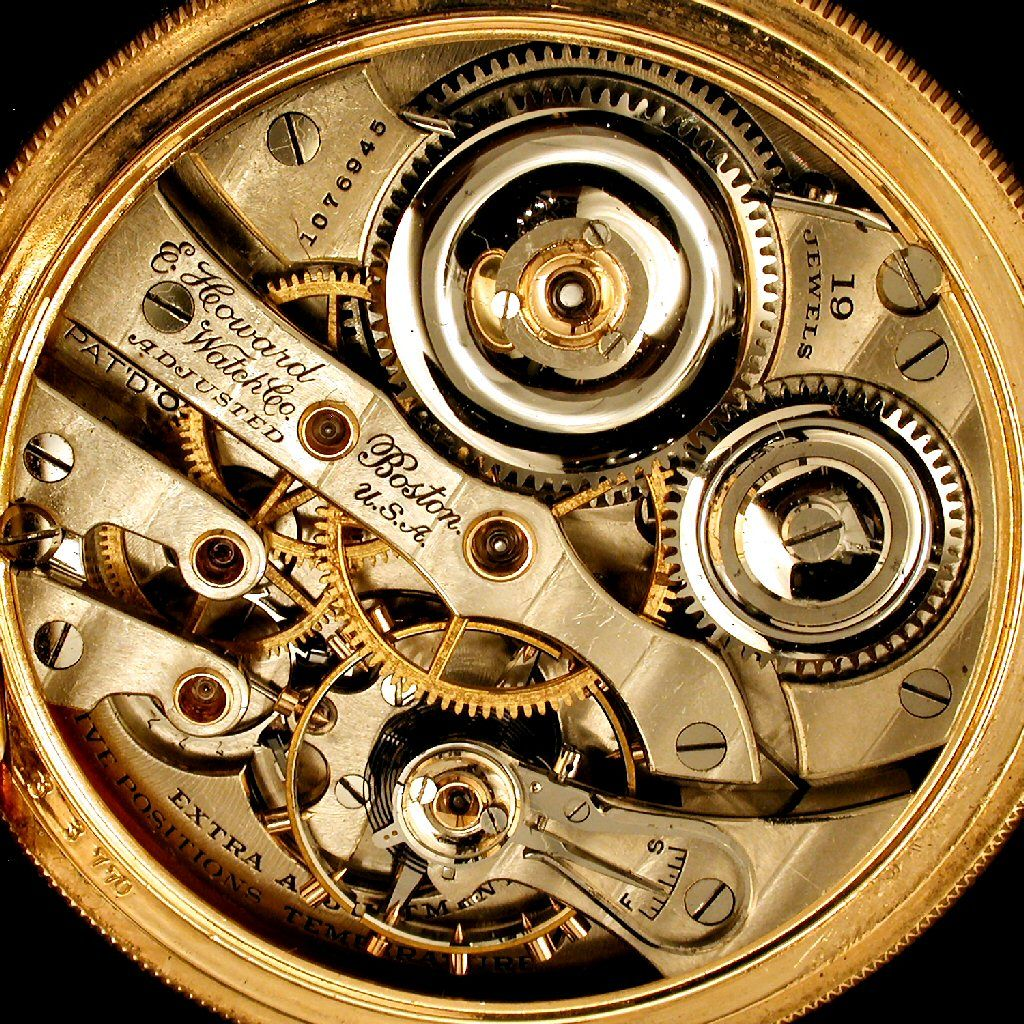 pocket watch guts - Google Search | Watches I Want ...