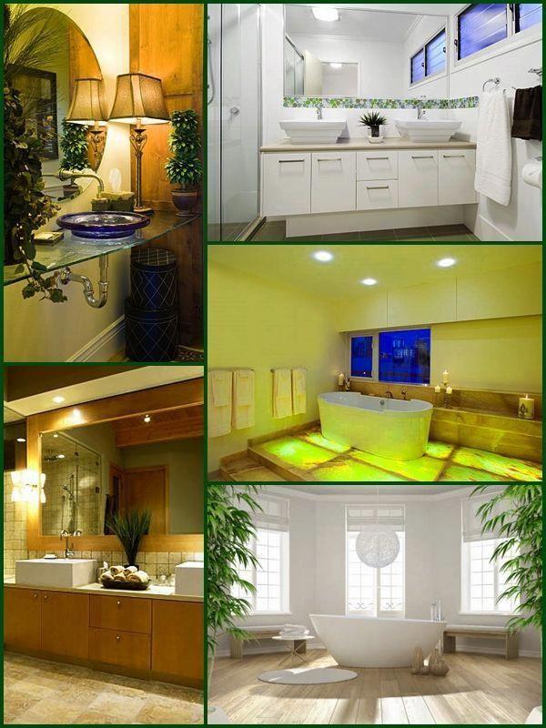 Best Colors For Bathroom Feng Shui