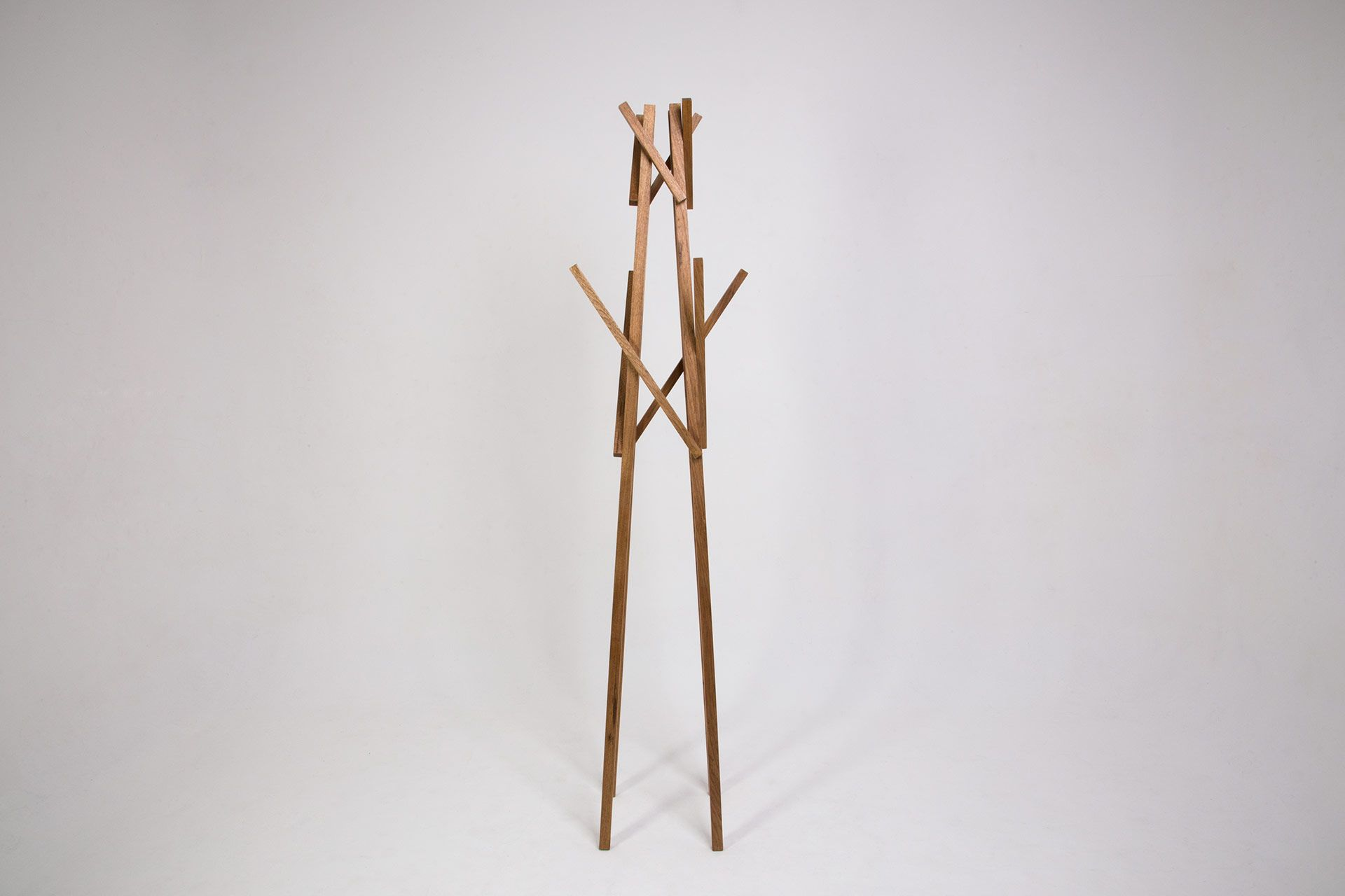 Standing Coat Rack Coat Tree Entryway Mancebo Magrelo