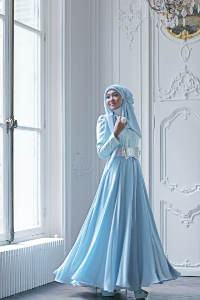 Dian Pelangi Bride | The Beauty of Hijab & Symply Muslim Dress ...