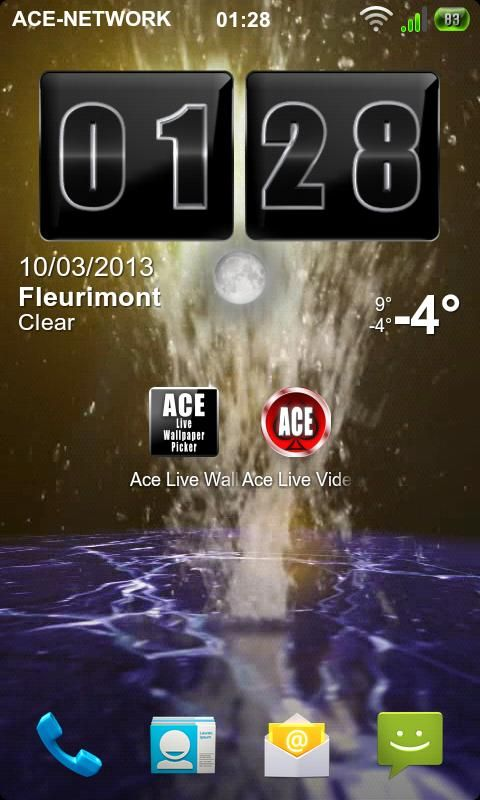 Ace Live Wallpaper Picker For Android Free Download On MoboMarket