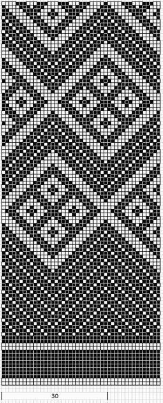 Aztec Knit Chart Google Search Knittingcrocheting Pinterest