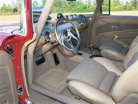 1957 Chevy Bel Air Chevy Bel Air Super Chevy Magazine 1957 Chevy Bel Air