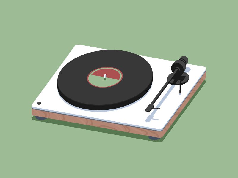 Record Player Vintage Record Player Record Player Vinyl Player