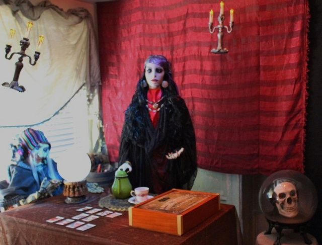 Fortune teller on Halloween Forum | Fortune Teller-Gypsy ...