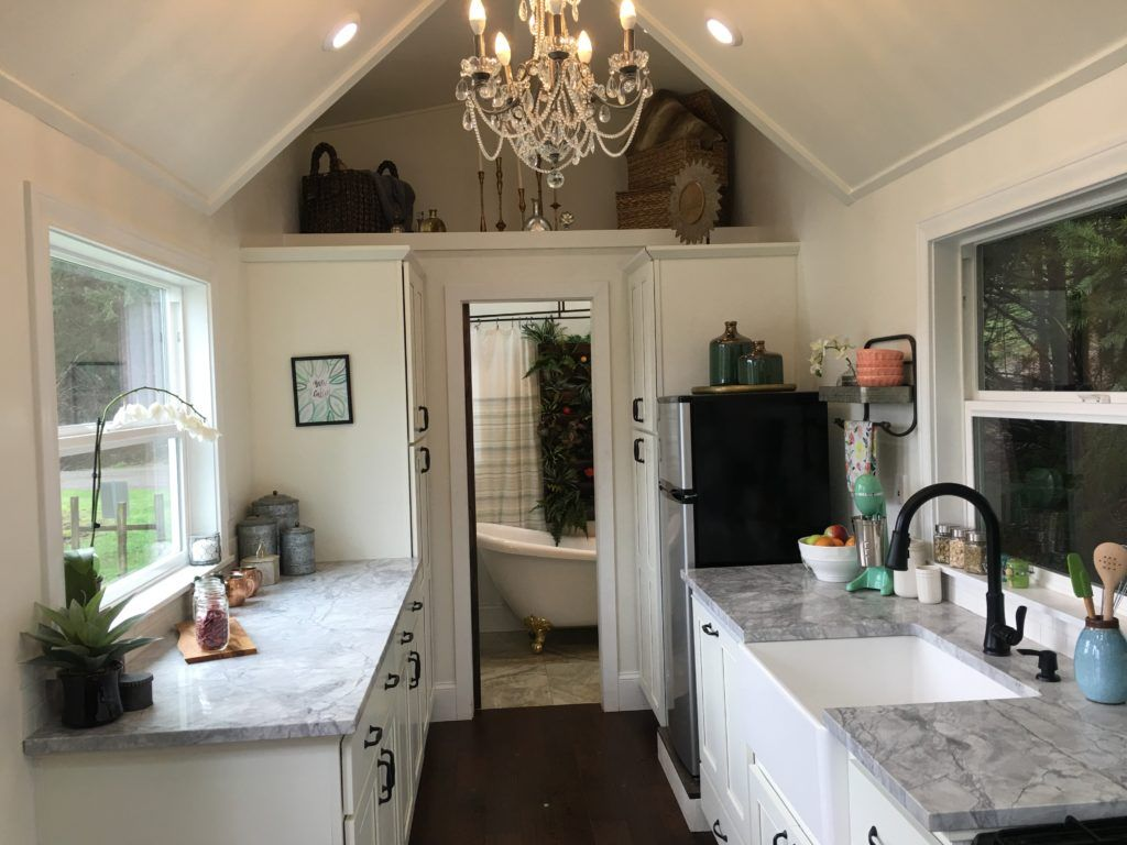 Large Luxury Tiny House Tiny House For Sale In Portland
