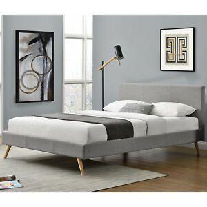 Schönes Bett Doppelbett Bettgestell Skandinavisches Design